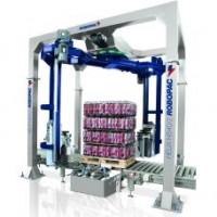 Паллетоупаковщики Robopac серии Rotating ARM Helix