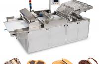 Машины Depositors для изготовления сэндвич печенья