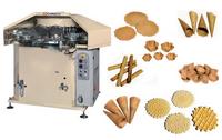 Производство мягких вафель, рожков и трубочек
