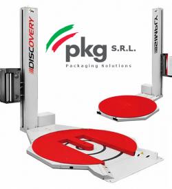 Паллетоупаковщики (паллетообмотчики) PKG