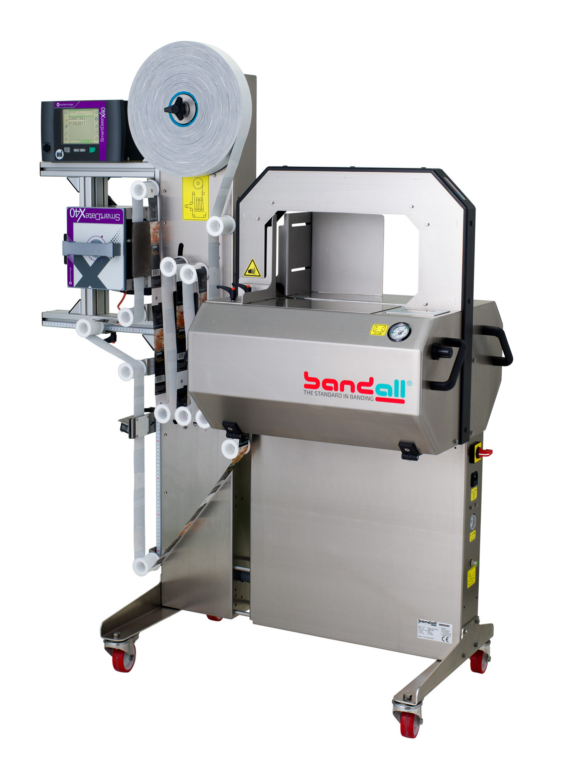 Banding-Bandall-machine