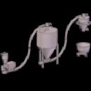 Хранение, транспортировка и подготовка муки